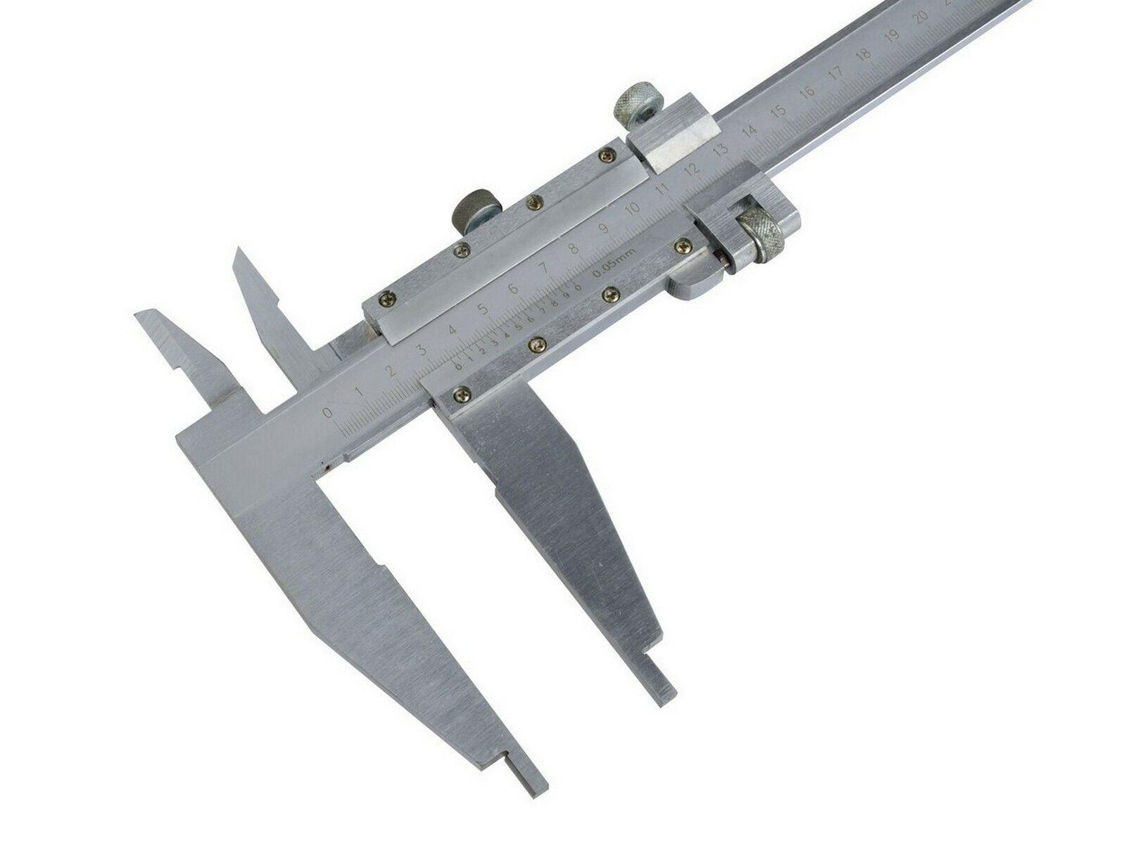Měřítko posuvné kovové, 0-600mm x 0,05 GEKO