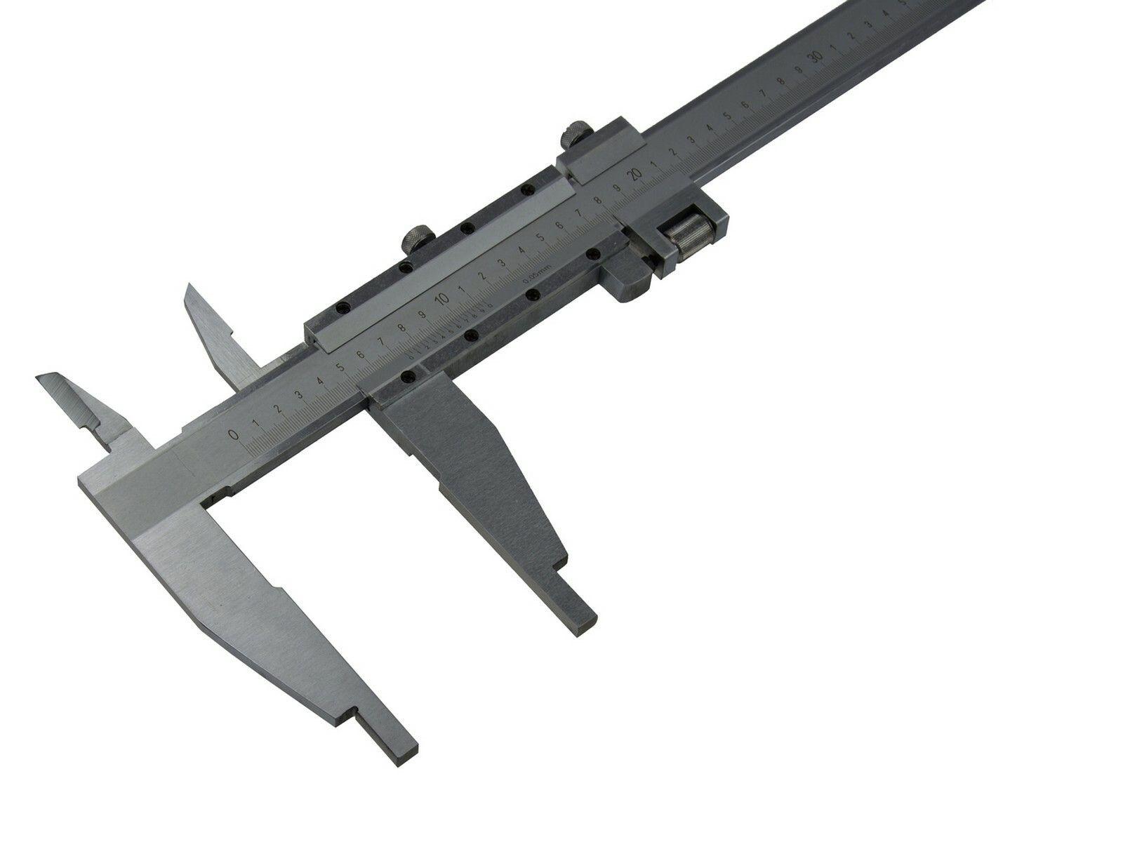 Měřítko posuvné kovové, 0-1500mm x 0,05 GEKO