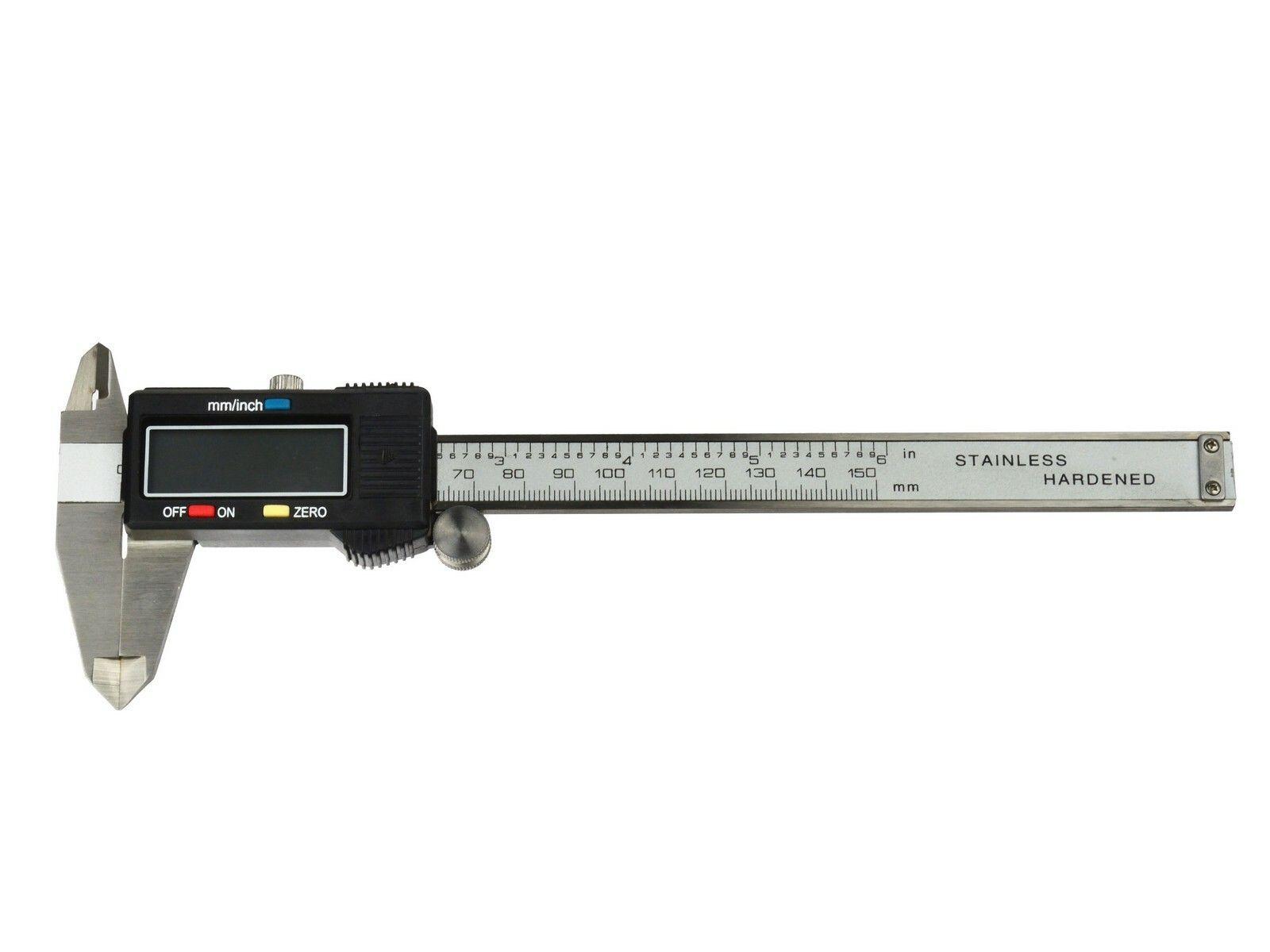 Digitální posuvné měřítko 0-150 mm 0,01 GEKO