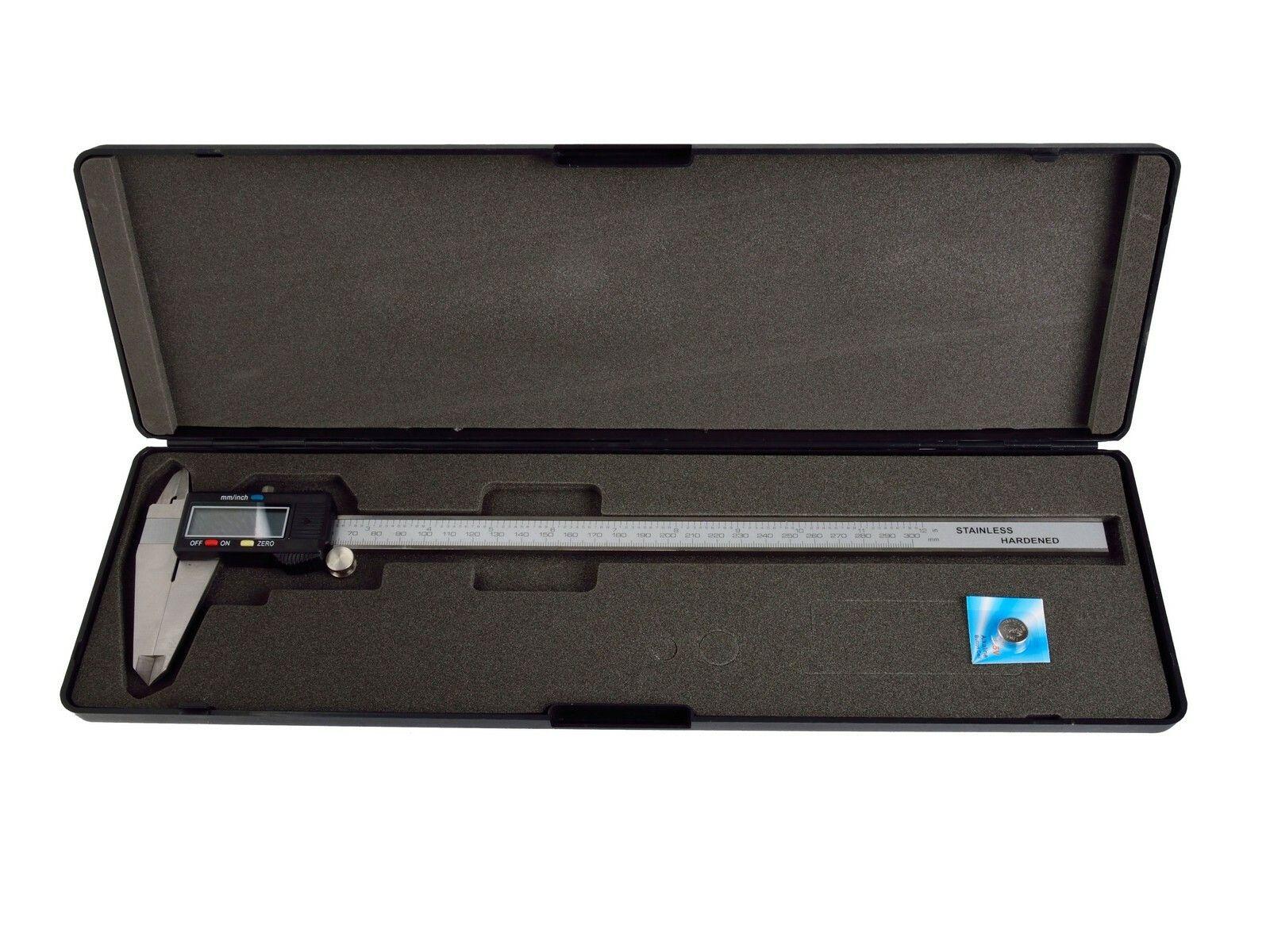 Elektronické posuvné měřítko 0-300mm 0,01 GEKO