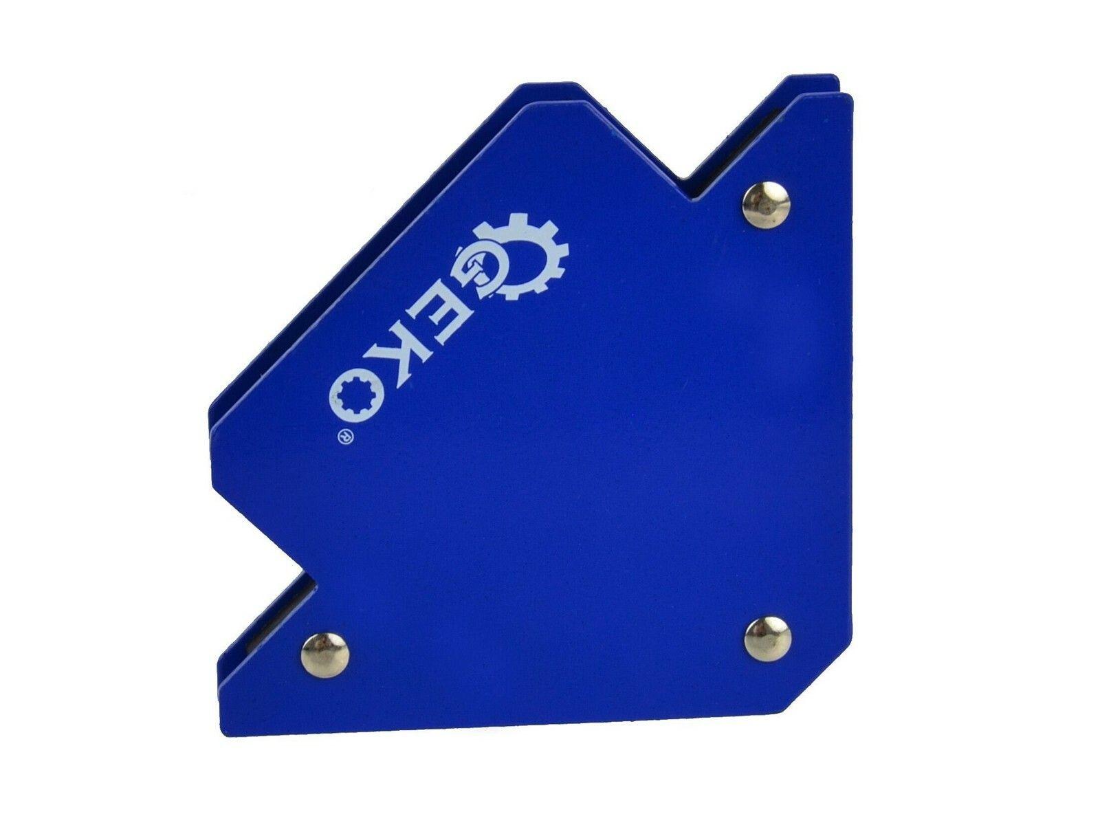GEKO G01871 Svařovací magnet, magnetický úhelník, nosnost 11,5 kg