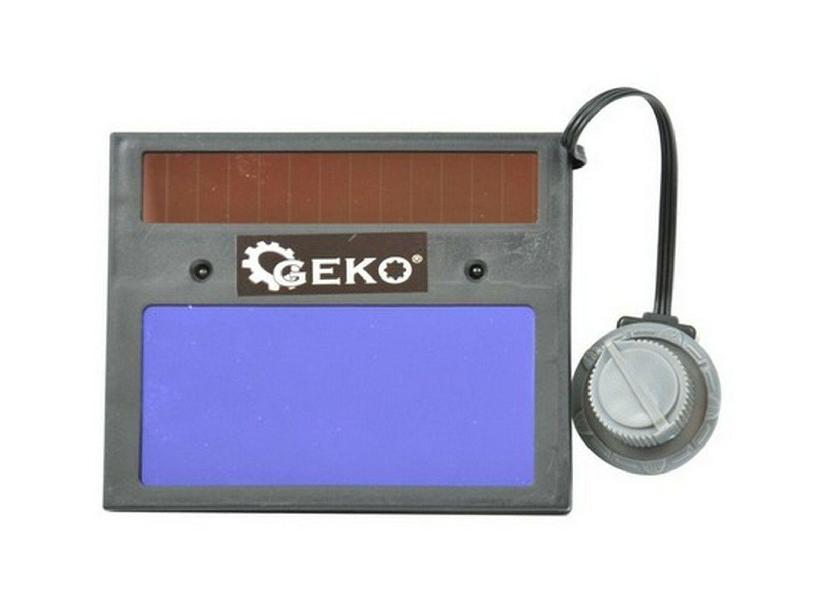 Filtr samostmívací do svářečské kukly GEKO