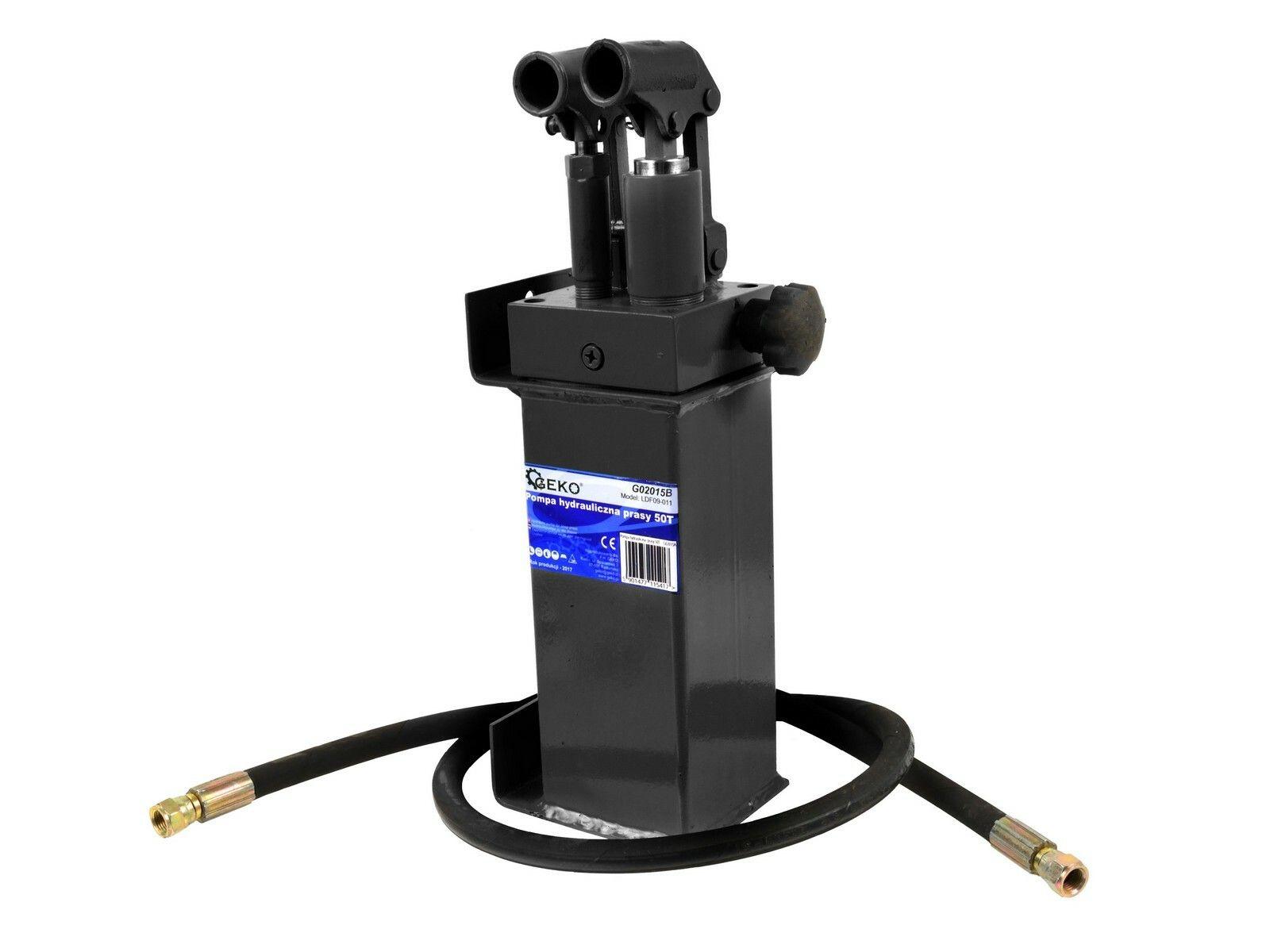 GEKO G02015B Hydraulické čerpadlo do lisu 50T