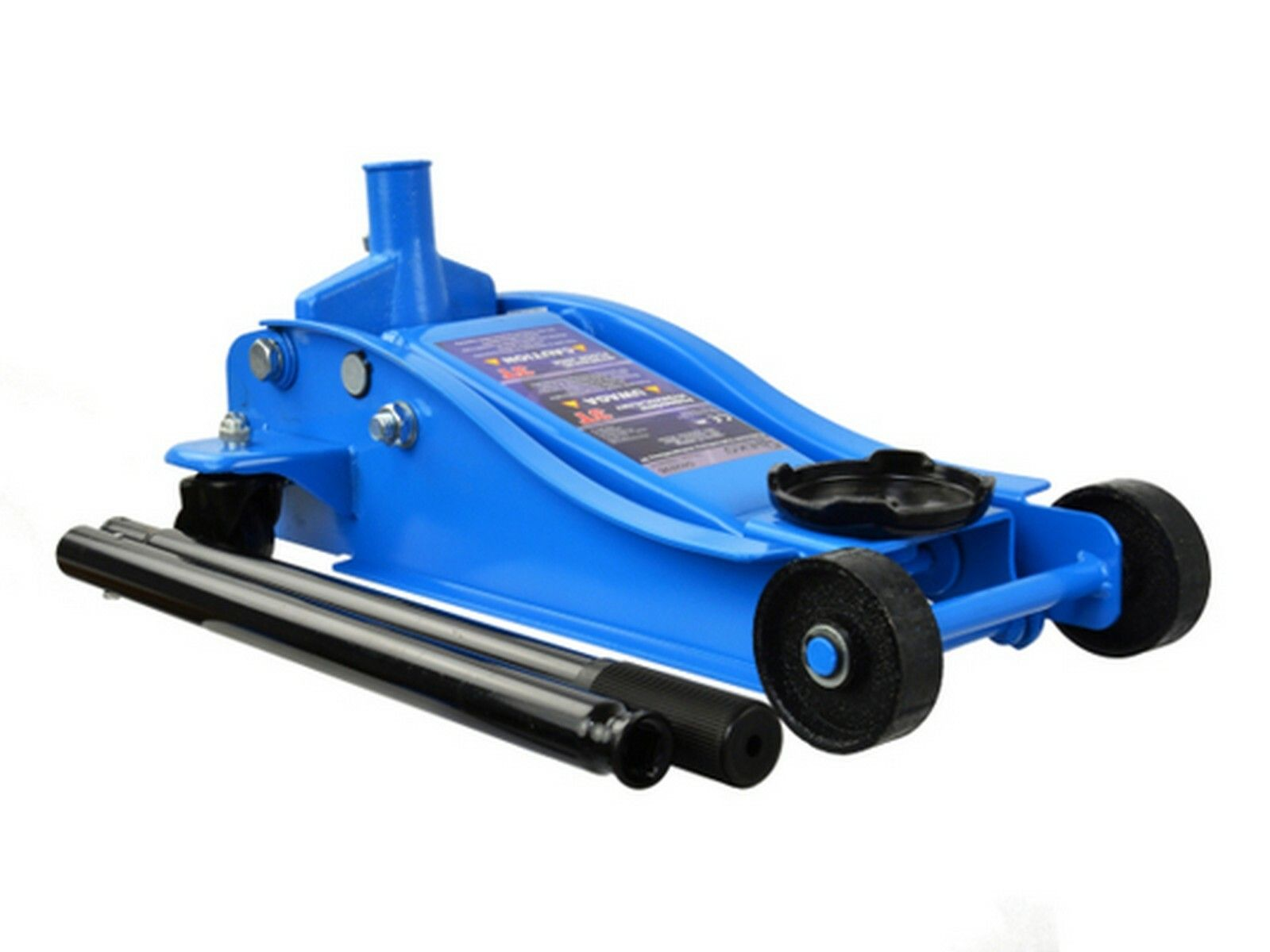 Pojízdný hydraulický zvedák 3t nízkoprofilový GEKO