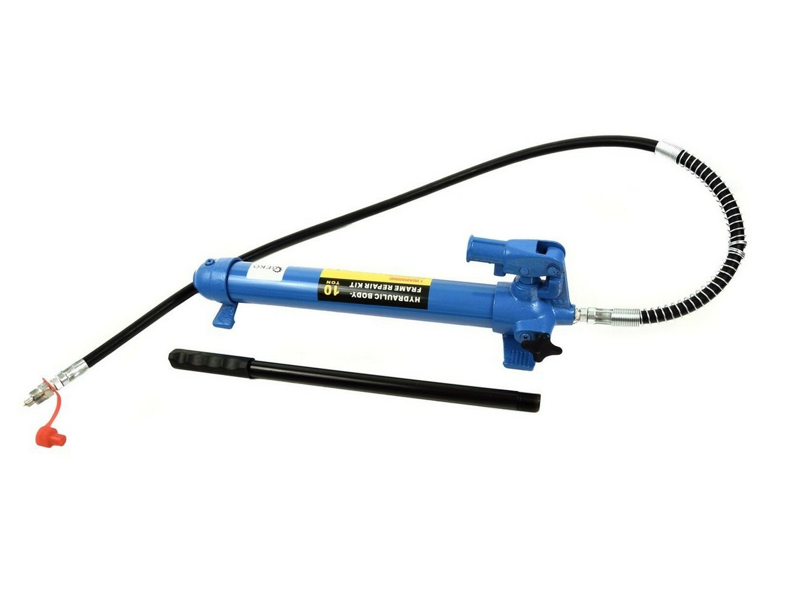 Ruční hydraulická pumpa jednorychlostní 10T, GEKO
