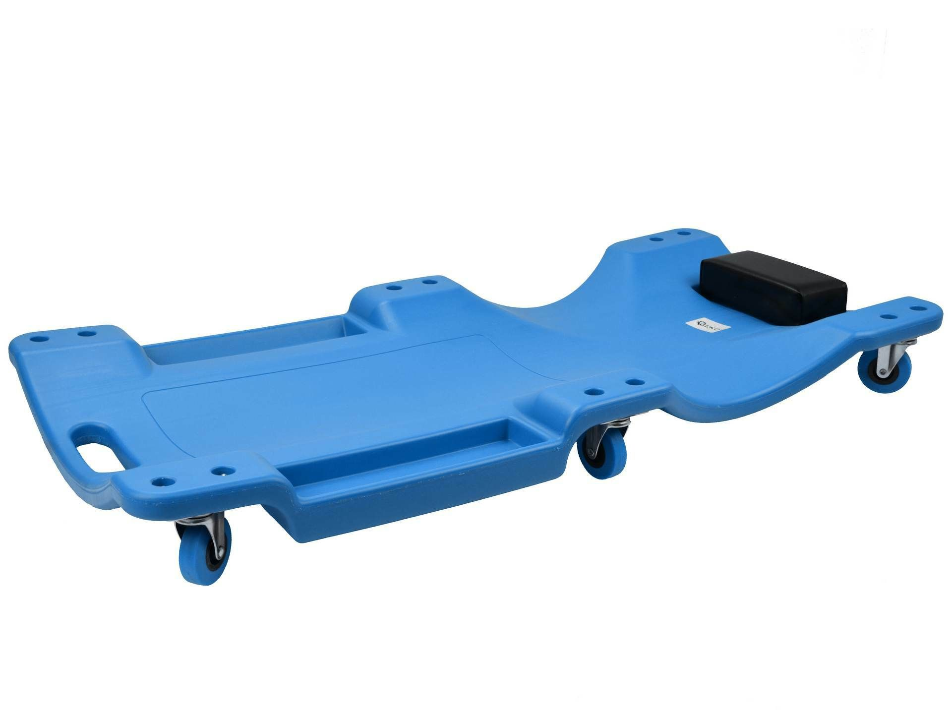 Plastové lehátko, 99,5x46,7x10,5cm, 6 kol - bez krabice GEKO