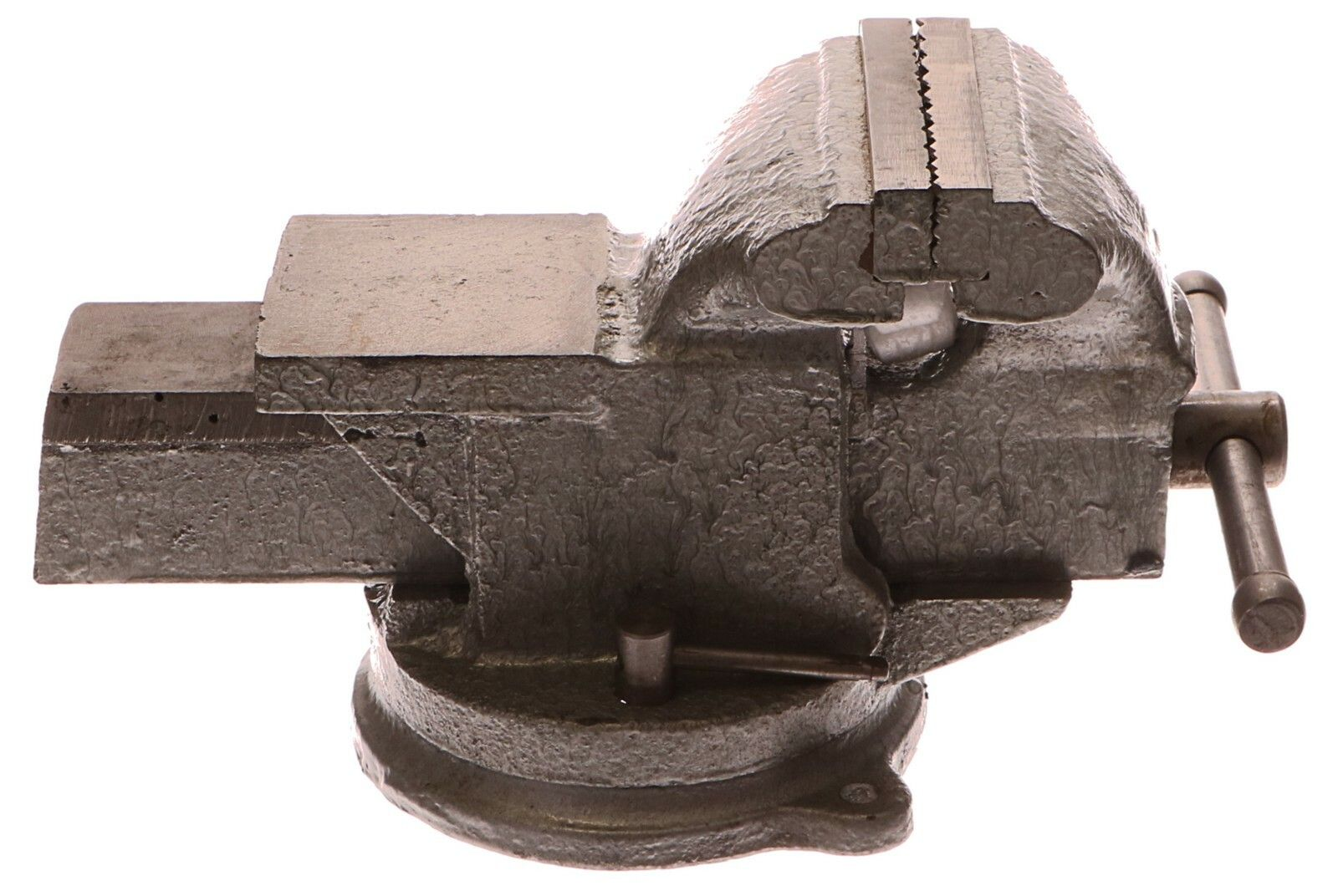 "GEKO G02301 Svěrák otočný s kovadlinou, 100mm/4"", 7,5kg"