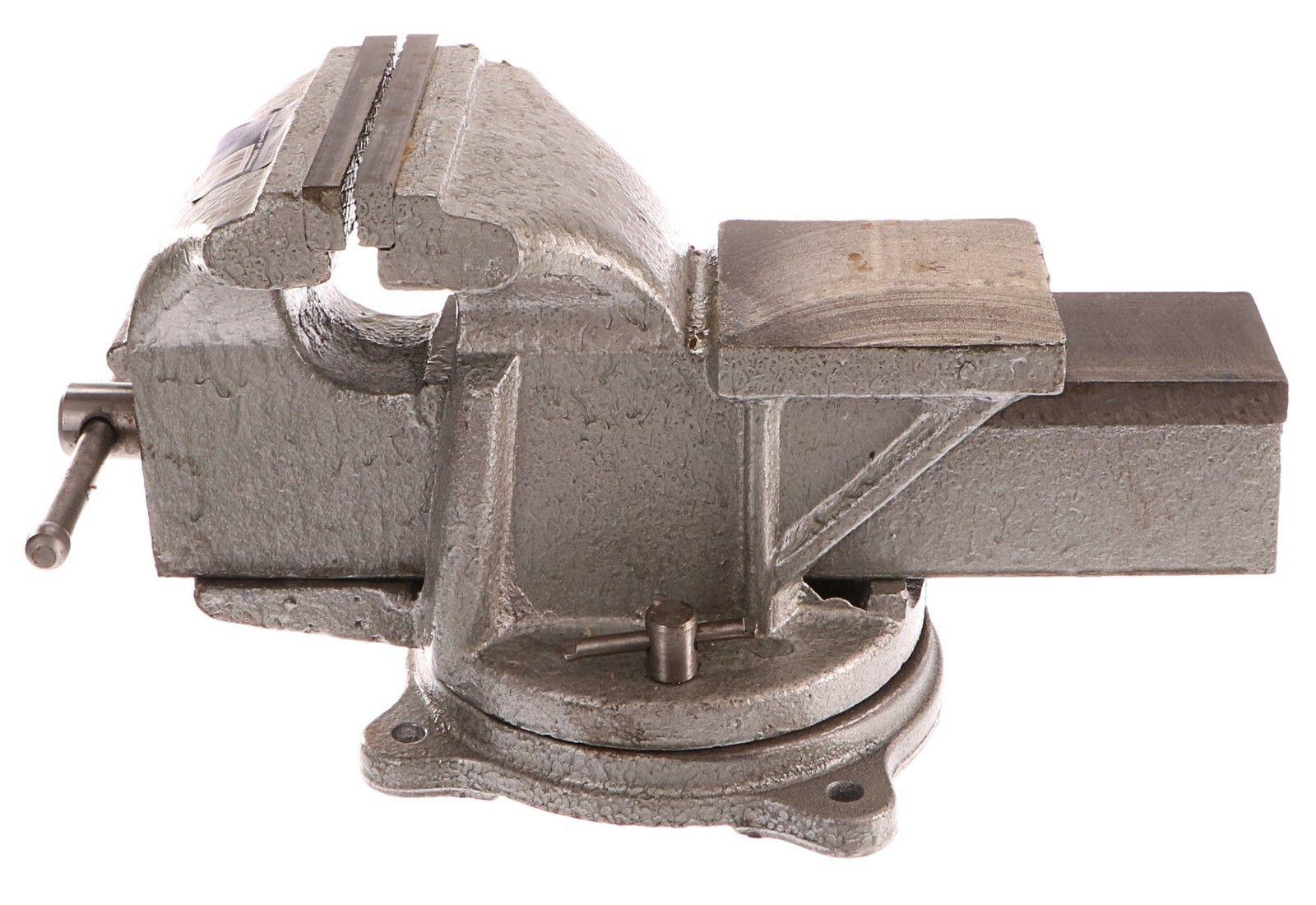 "Svěrák otočný s kovadlinou PROFI, 150mm/6"", 24kg GEKO"