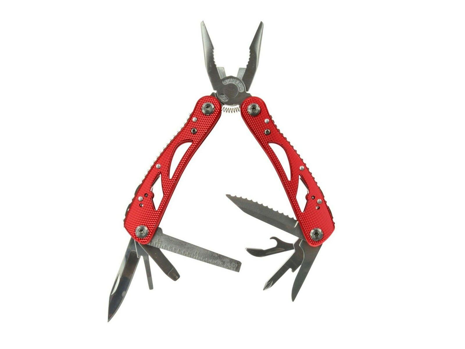 Kapesní nůž multifunkční 25 funkcí GEKO
