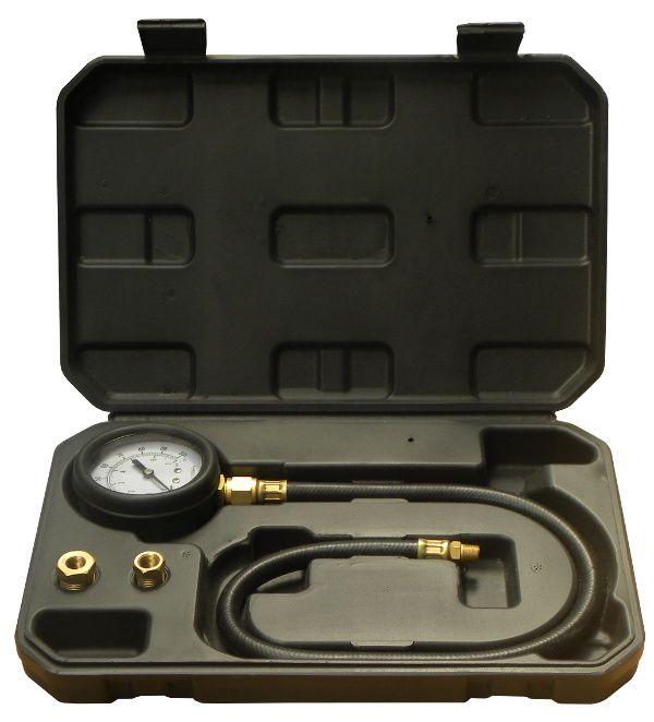 Tester tlaku motorového oleje, GEKO