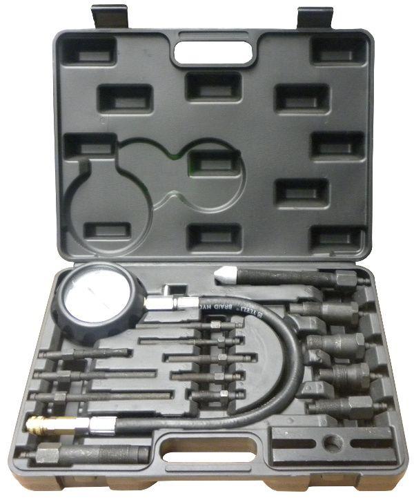 Tester komprese naftových motorů, GEKO