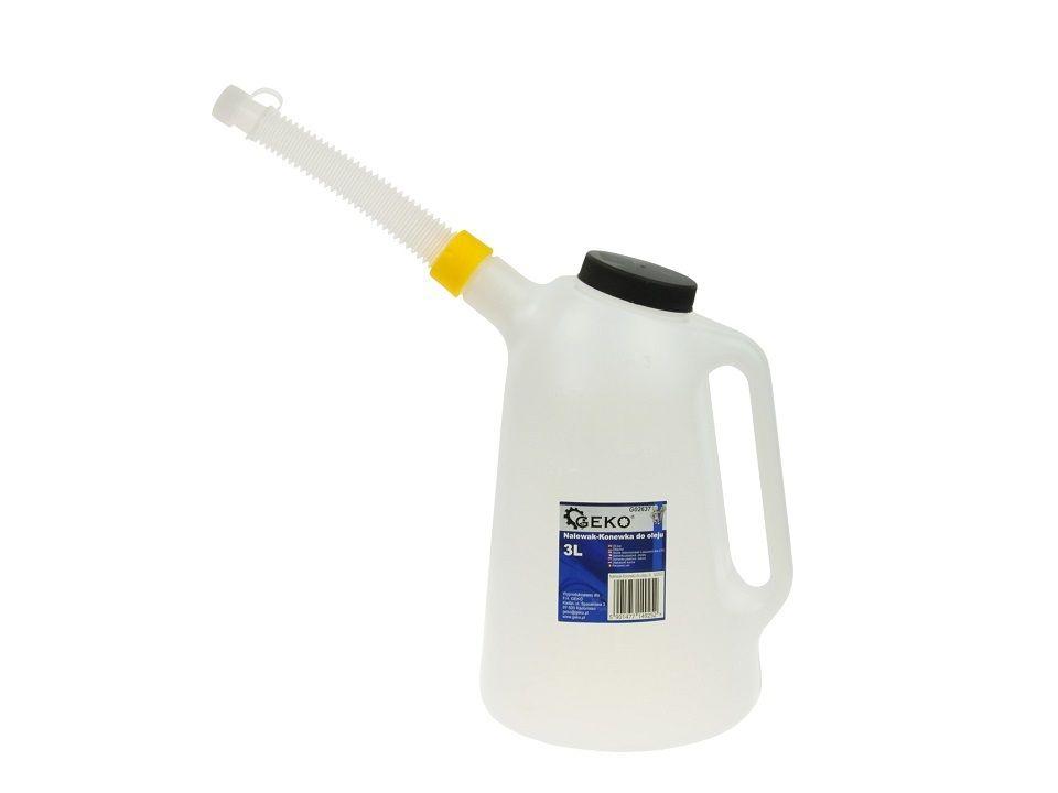 Nádoba na olej 3 litry GEKO