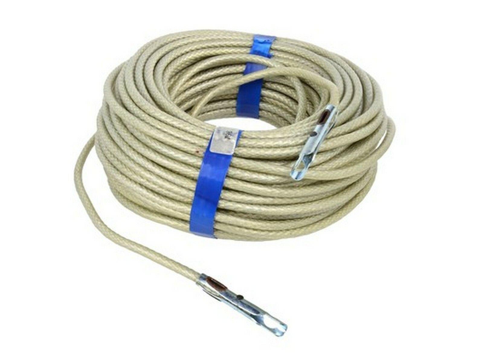 Bezpečnostní lano pro plachtu, 36m GEKO