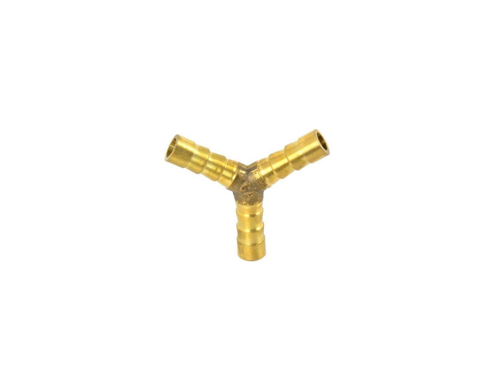 Pneumatický rozbočovač - 3-vývodový 8mm GEKO