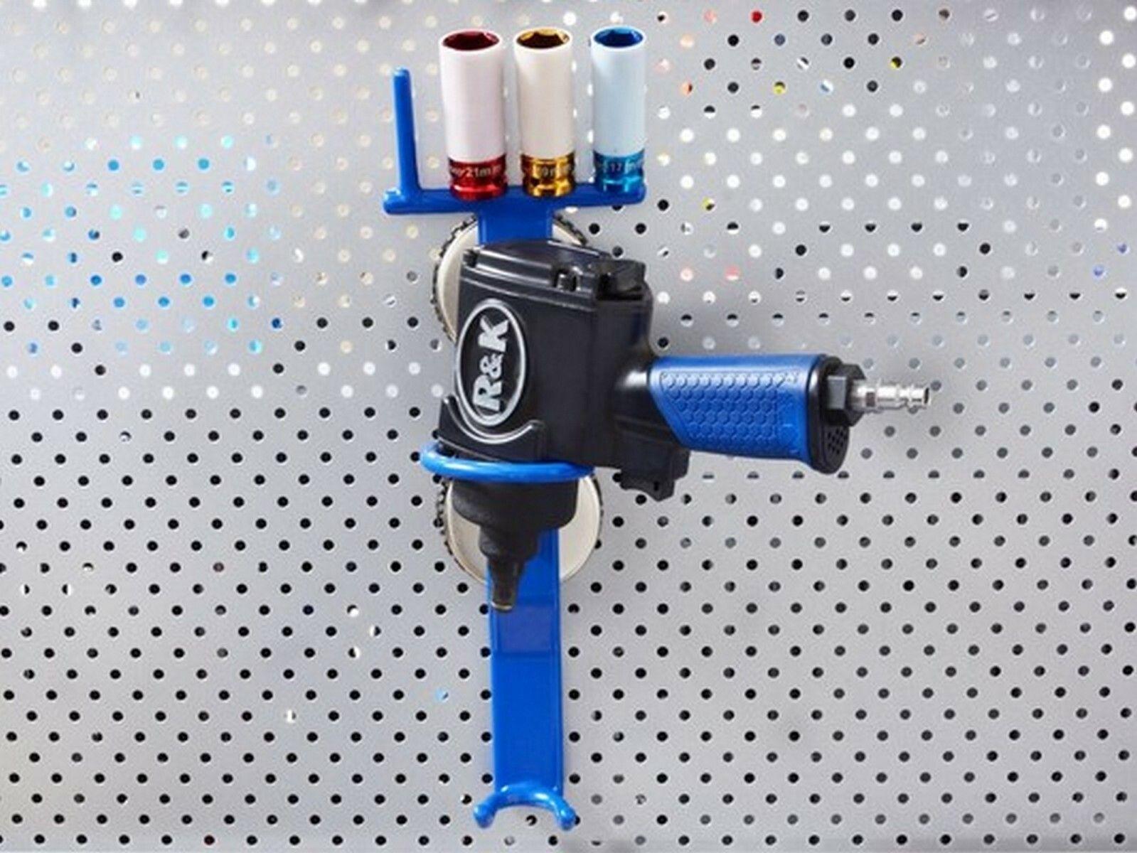 Magnetický držák na pneumatický utahovák a nástrčné klíče GEKO