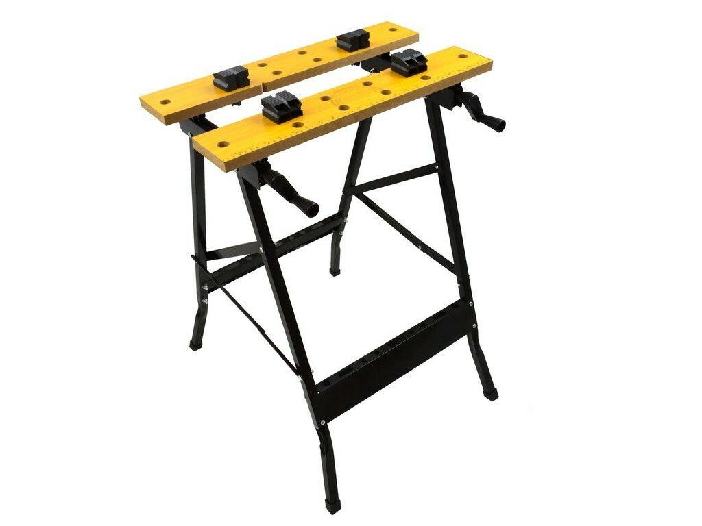 GEKO G10871 Pracovní stůl, nastavitelný, nosnost 100kg