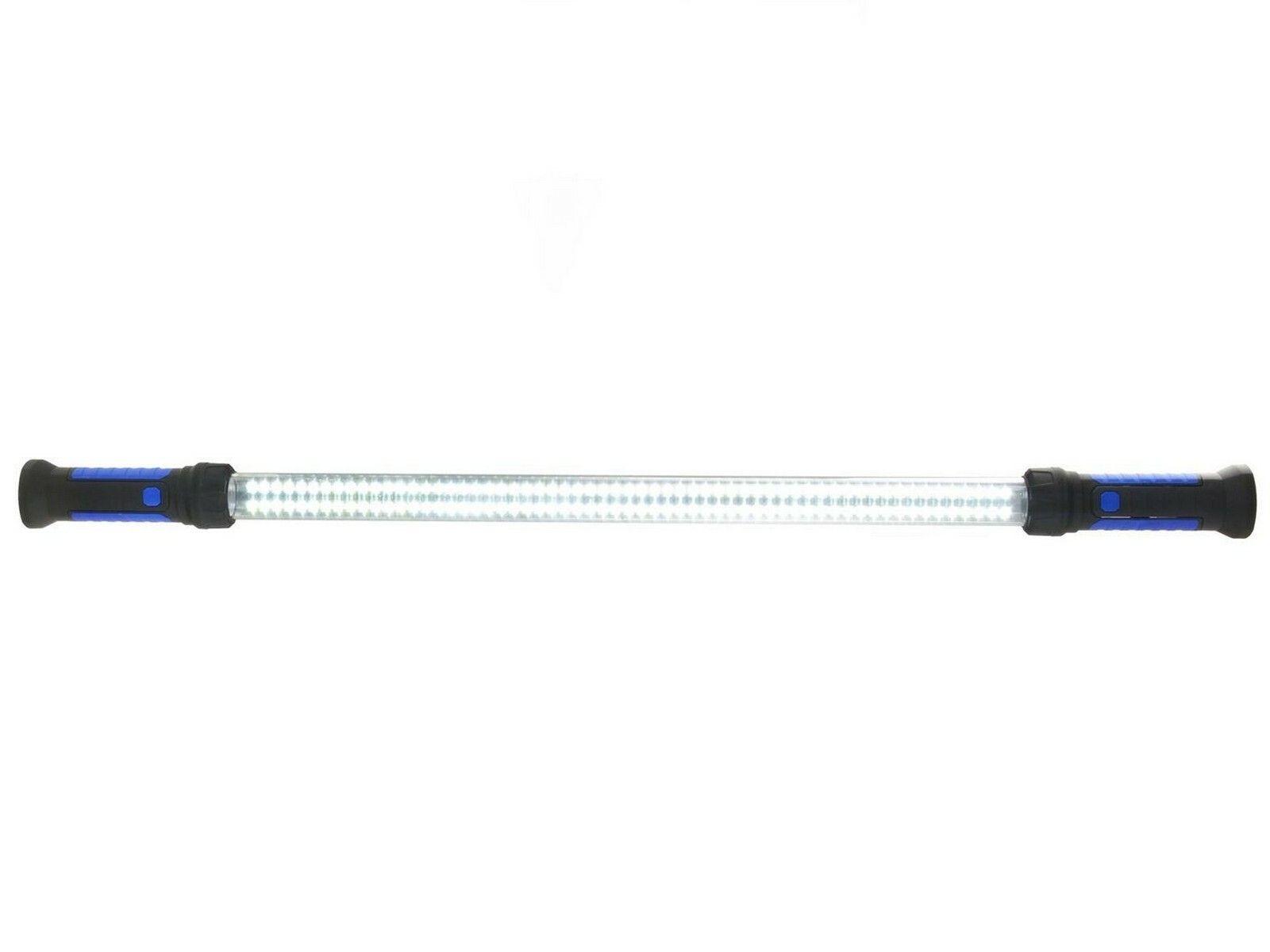 Montážní lampa s magnety, 120LED GEKO