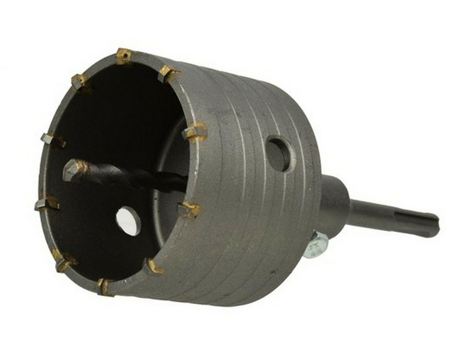 Vrták vykružovací 80mm SDS Plus GEKO