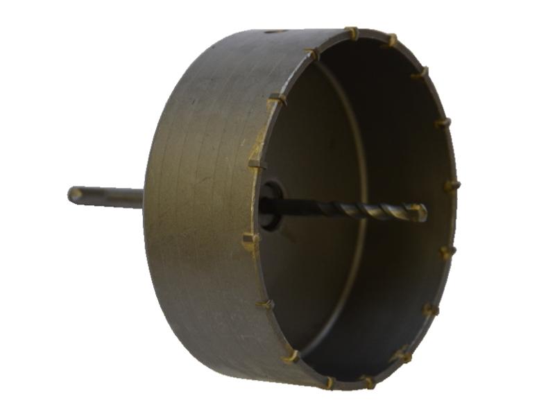 Vrták vykružovací 150mm SDS Plus, GEKO
