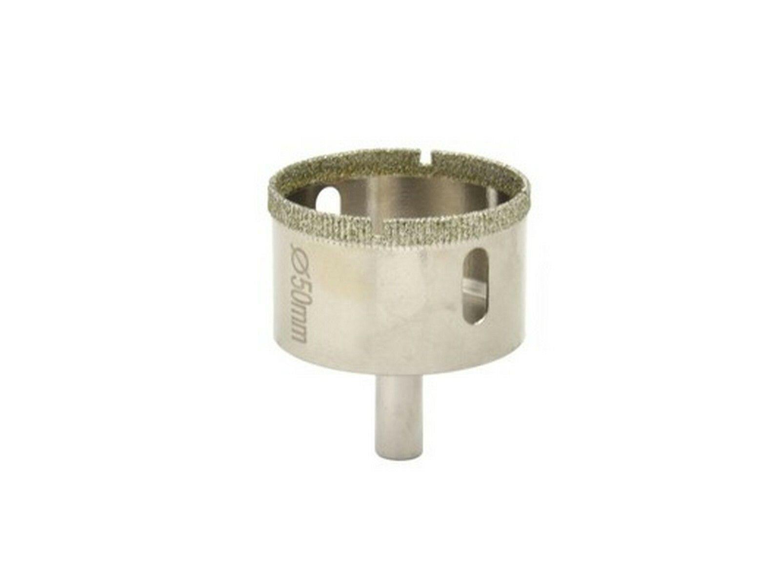 Vrták diamantový korunkový, 50 mm GEKO