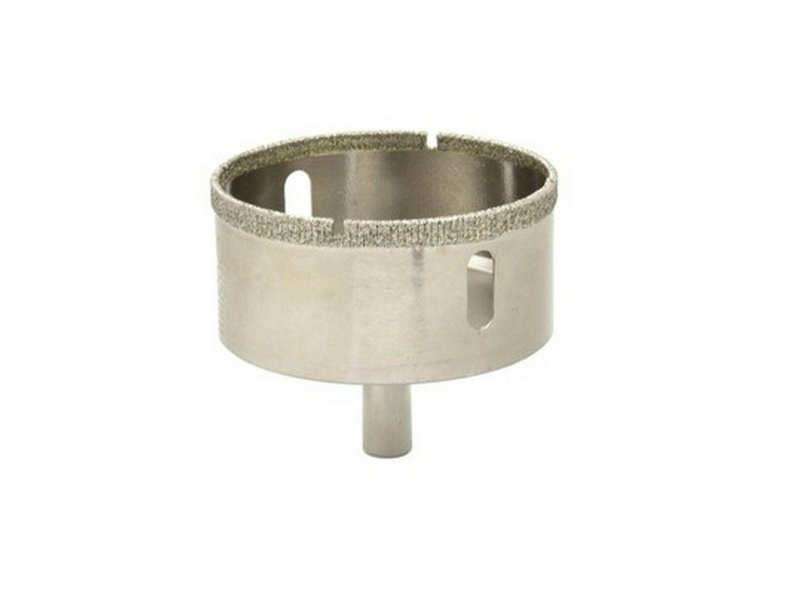 Vrták diamantový korunkový, 65 mm GEKO
