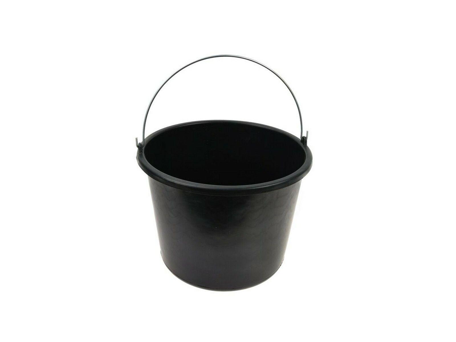 Kbelík 12l černý GEKO