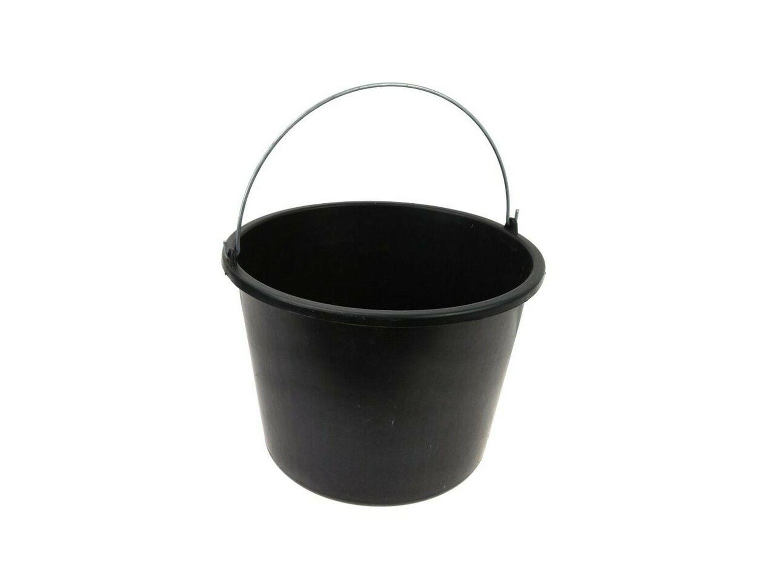 Kbelík 16l černý GEKO