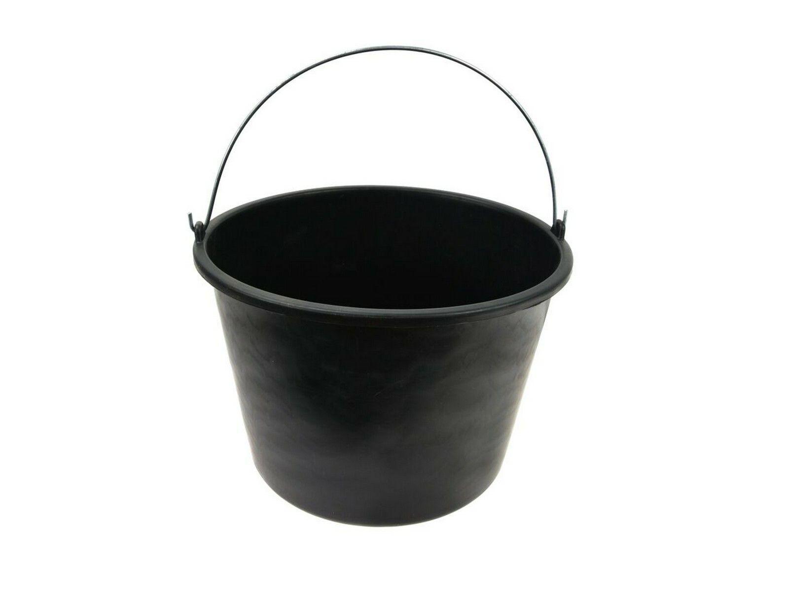 Kbelík 20l černý GEKO