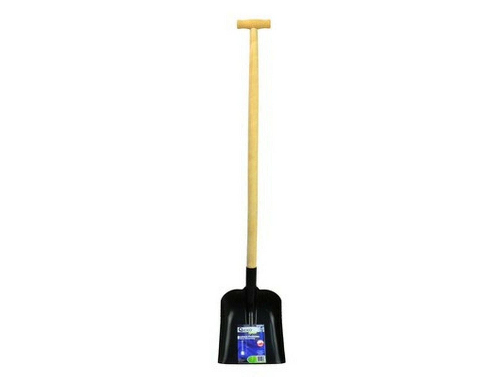 Lopata na písek s dřevěným topůrkem 125cm GEKO