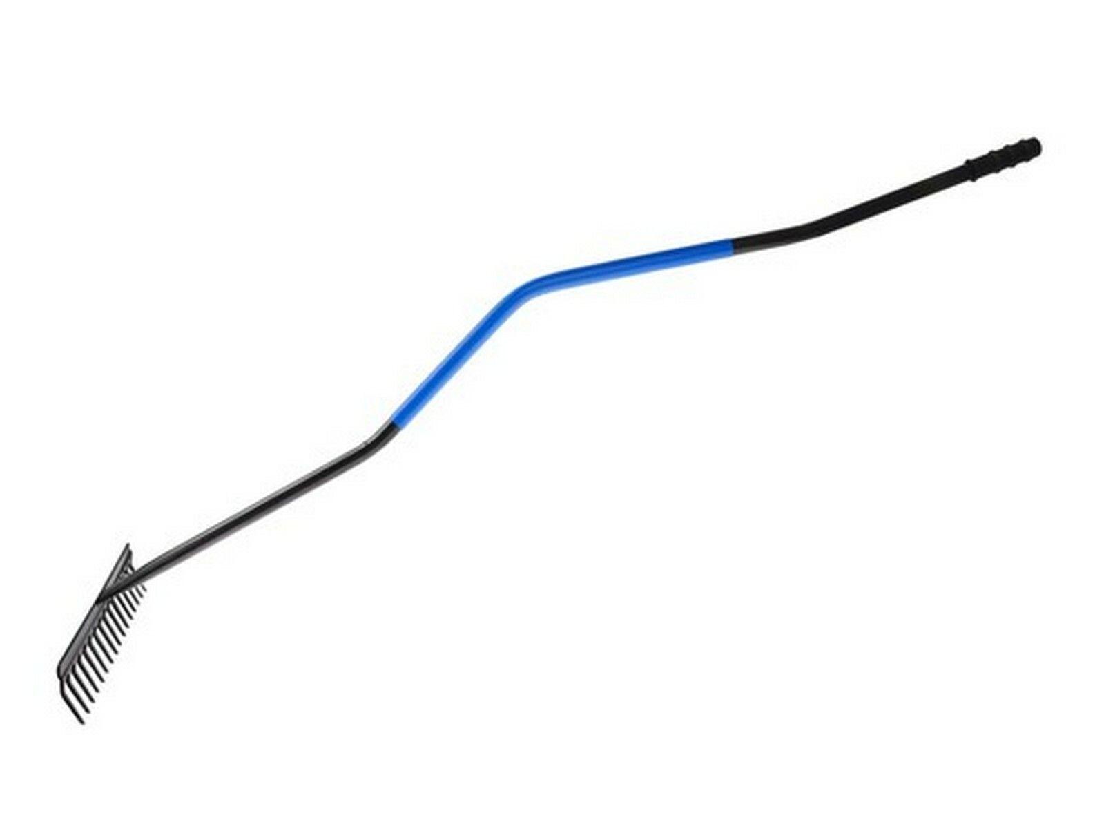 Hrábě ergo 16-zubové s kovovým tupůrkem GEKO