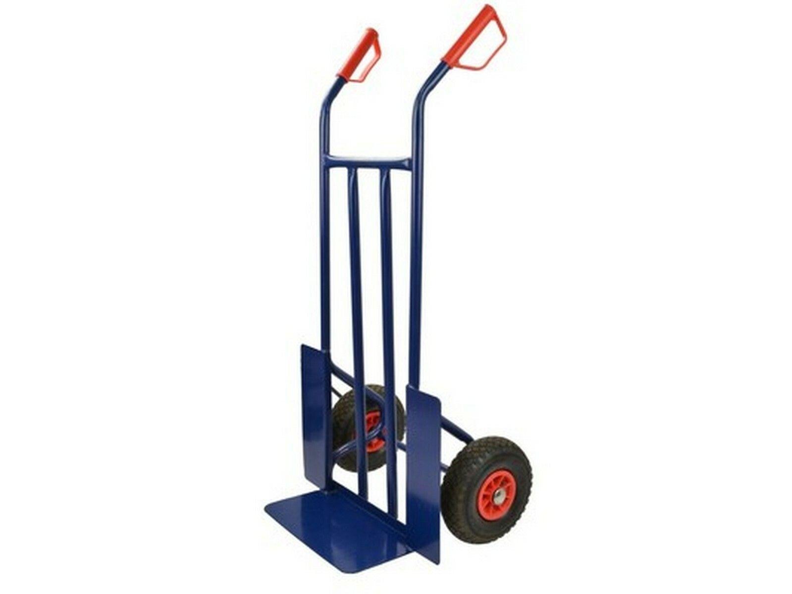 Vozík ruční / rudl. nosnst 200 kg. kola 350x180 mm GEKO