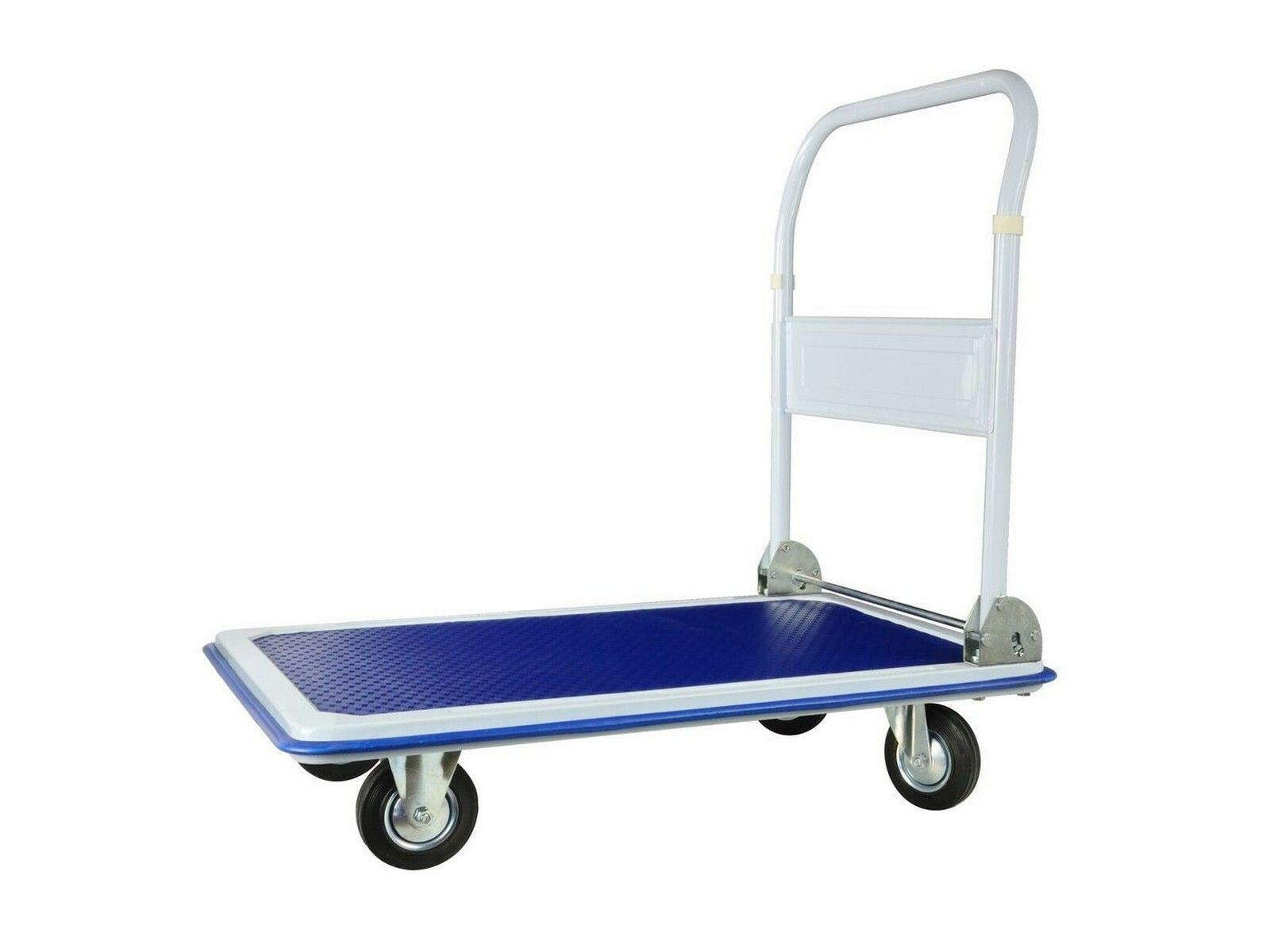 Ruční vozík, nosnost 300 kg, sklopná rukojeť, GEKO
