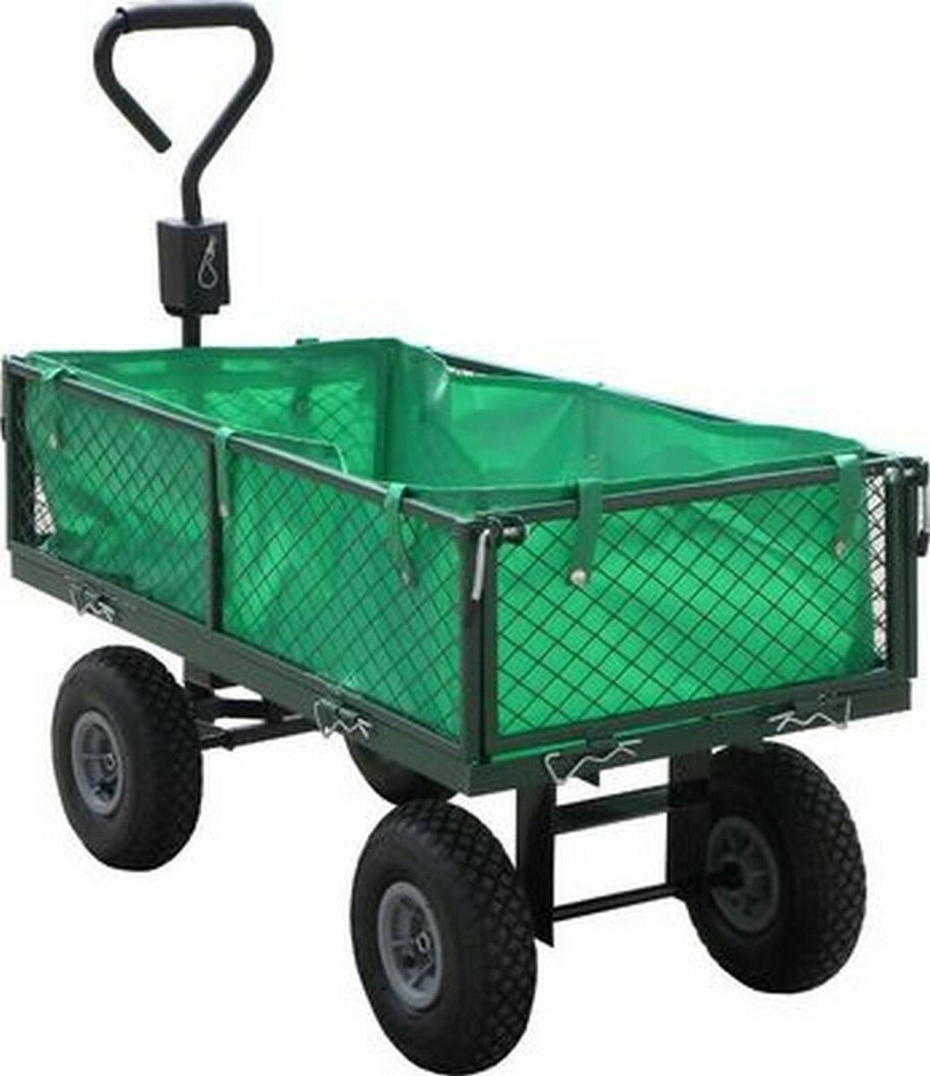 Zahradní vozík, nosnost 350kg GEKO
