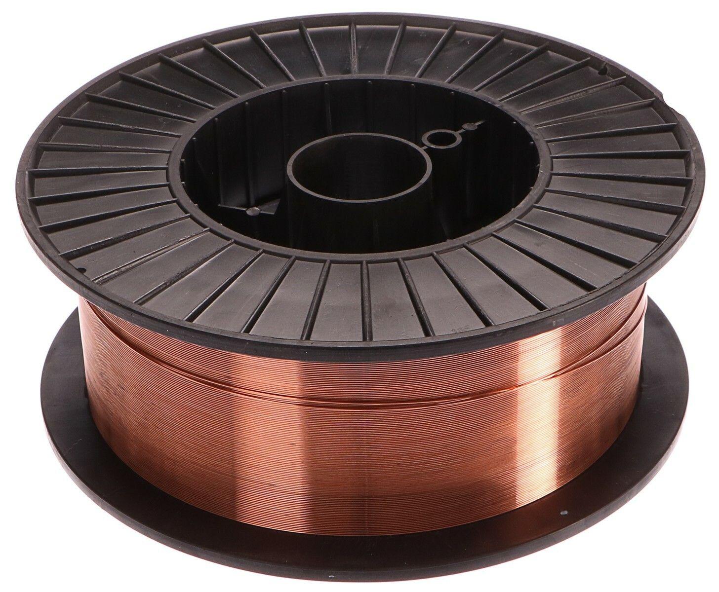 Svařovací drát, cívka, 0,8mm, 15kg GEKO