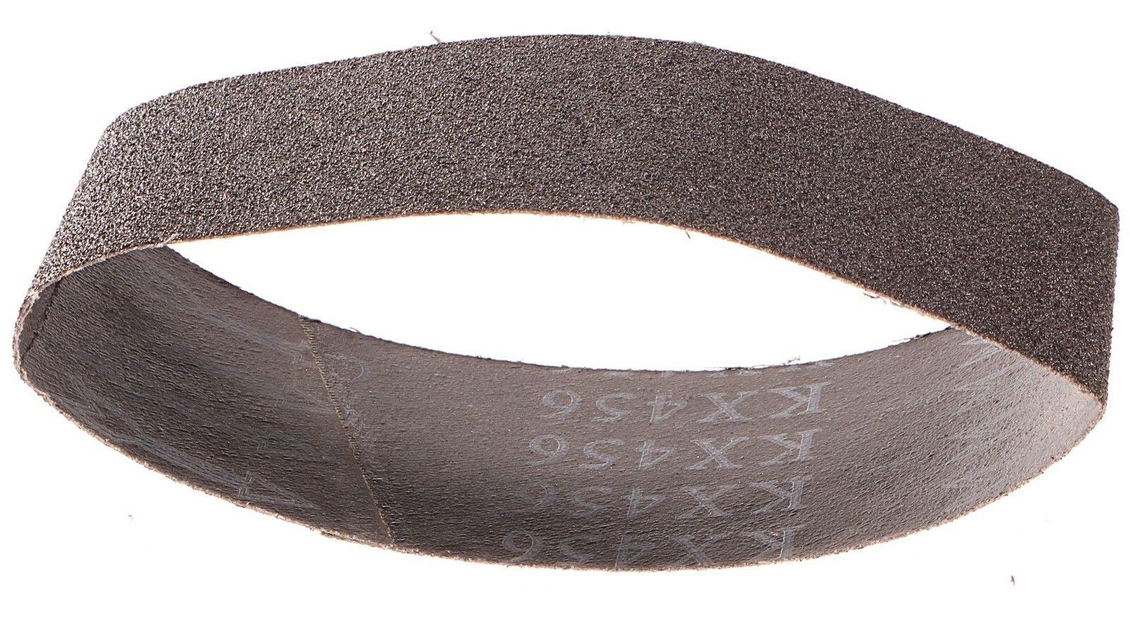 Plátno brusné nekonečný pás, 75x457mm, P80 GEKO
