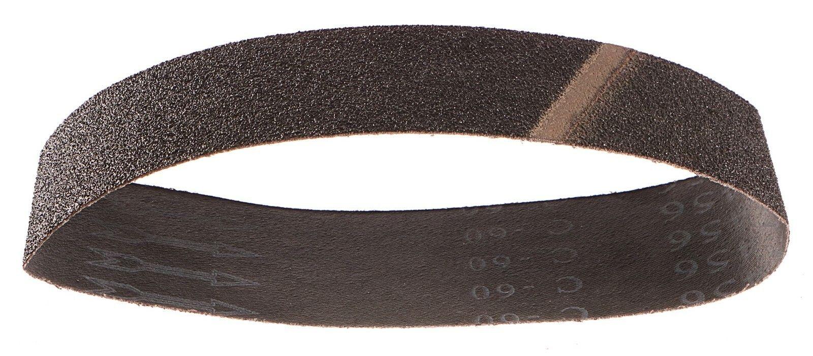 Plátno brusné nekonečný pás, 75x533mm, P60 GEKO