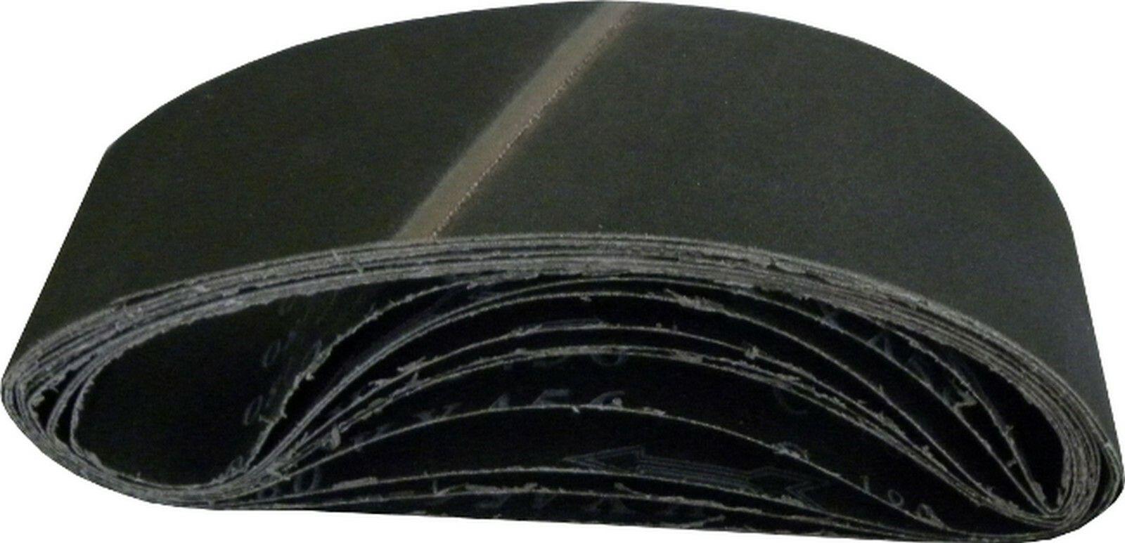Plátno brusné nekonečný pás, 75x533mm, P100 GEKO