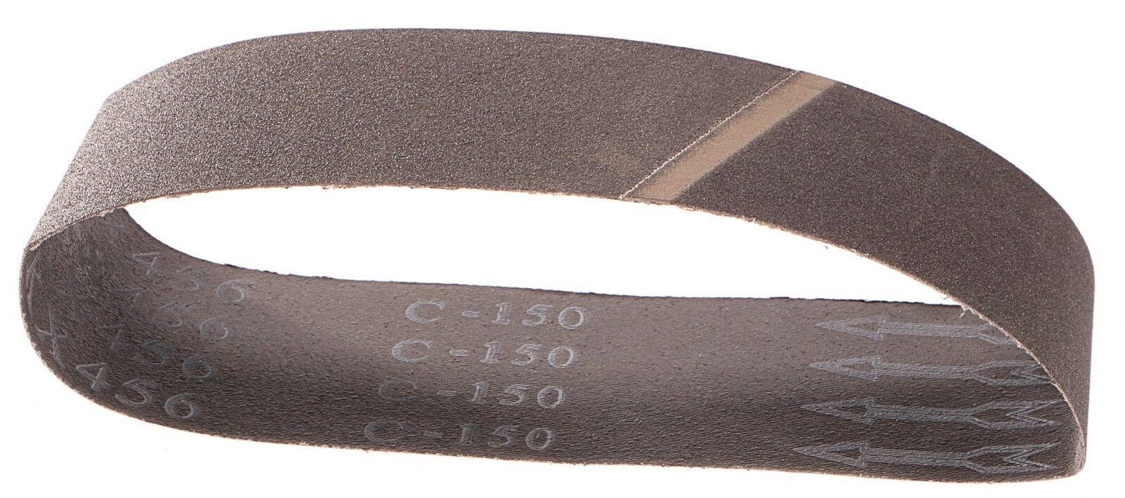 Plátno brusné nekonečný pás, 75x533mm, P150 GEKO