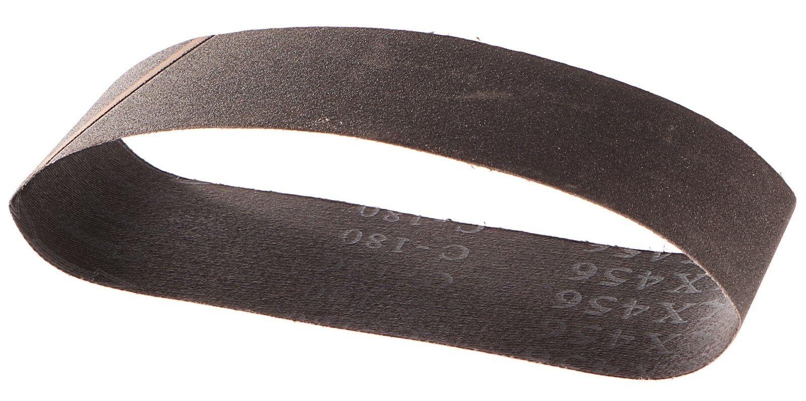 Plátno brusné nekonečný pás, 75x533mm, P180 GEKO