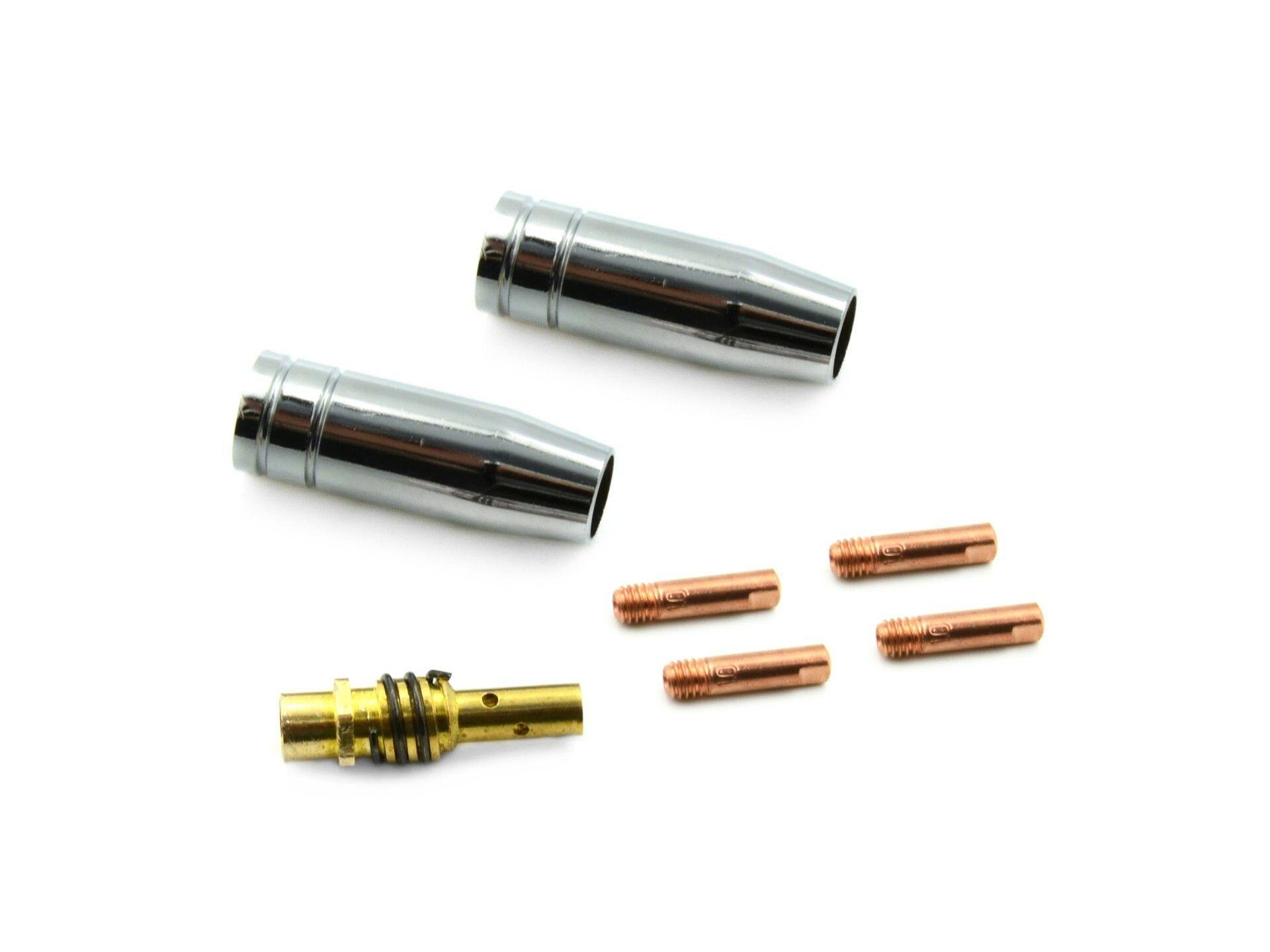 Sada trysek a konektorů pro svařovací stroje GEKO