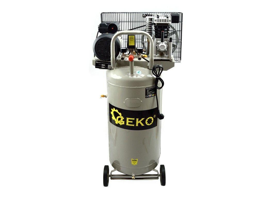 Kompresor olejový vertikální, 100l, GEKO