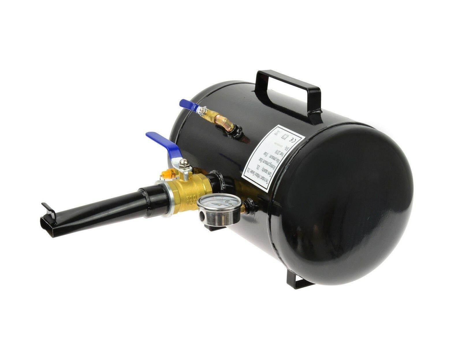 GEKO G80340 Plnící zařízení tlakové pro huštění pneumatik, kapacita 20 litrů