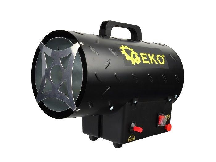 GEKO G80410 Horkovzdušná plynová turbína s termostatem, 15kW
