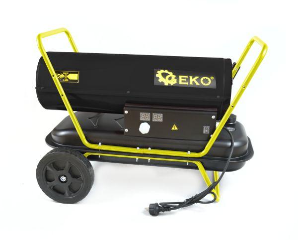 GEKO G80420 Horkovzdušná naftová turbína s termostatem, 25kW