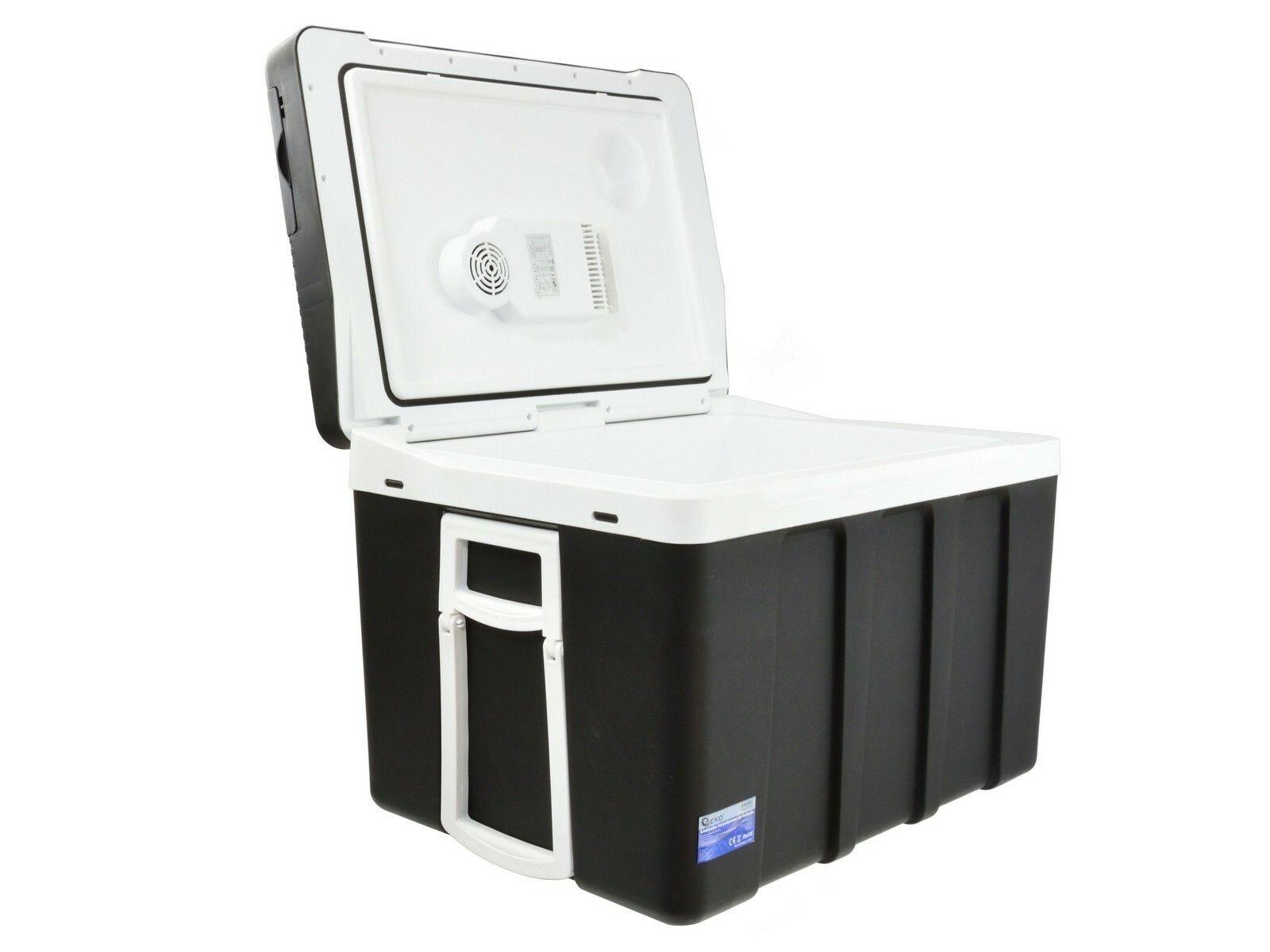 Chladící box 50l 230V/12V pojízdný GEKO