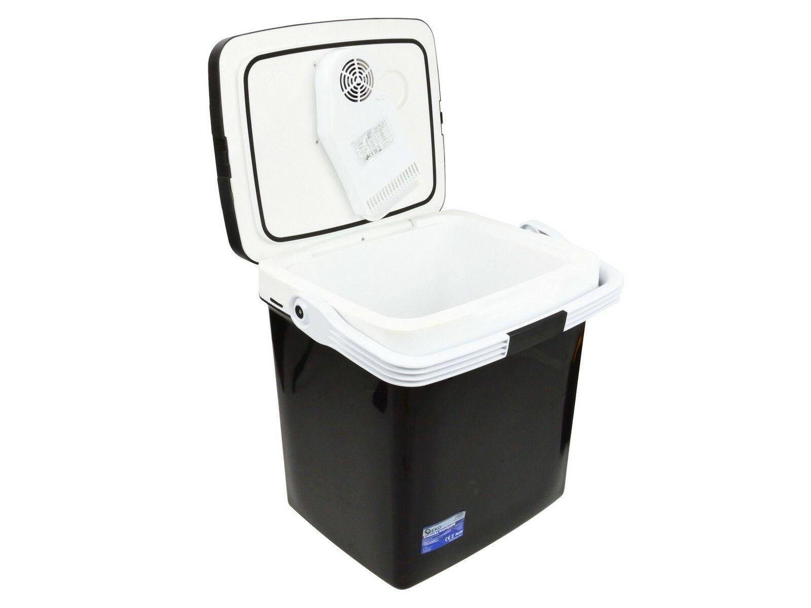 Chladící box 26litrů, 230/12V, displej s teplotou GEKO