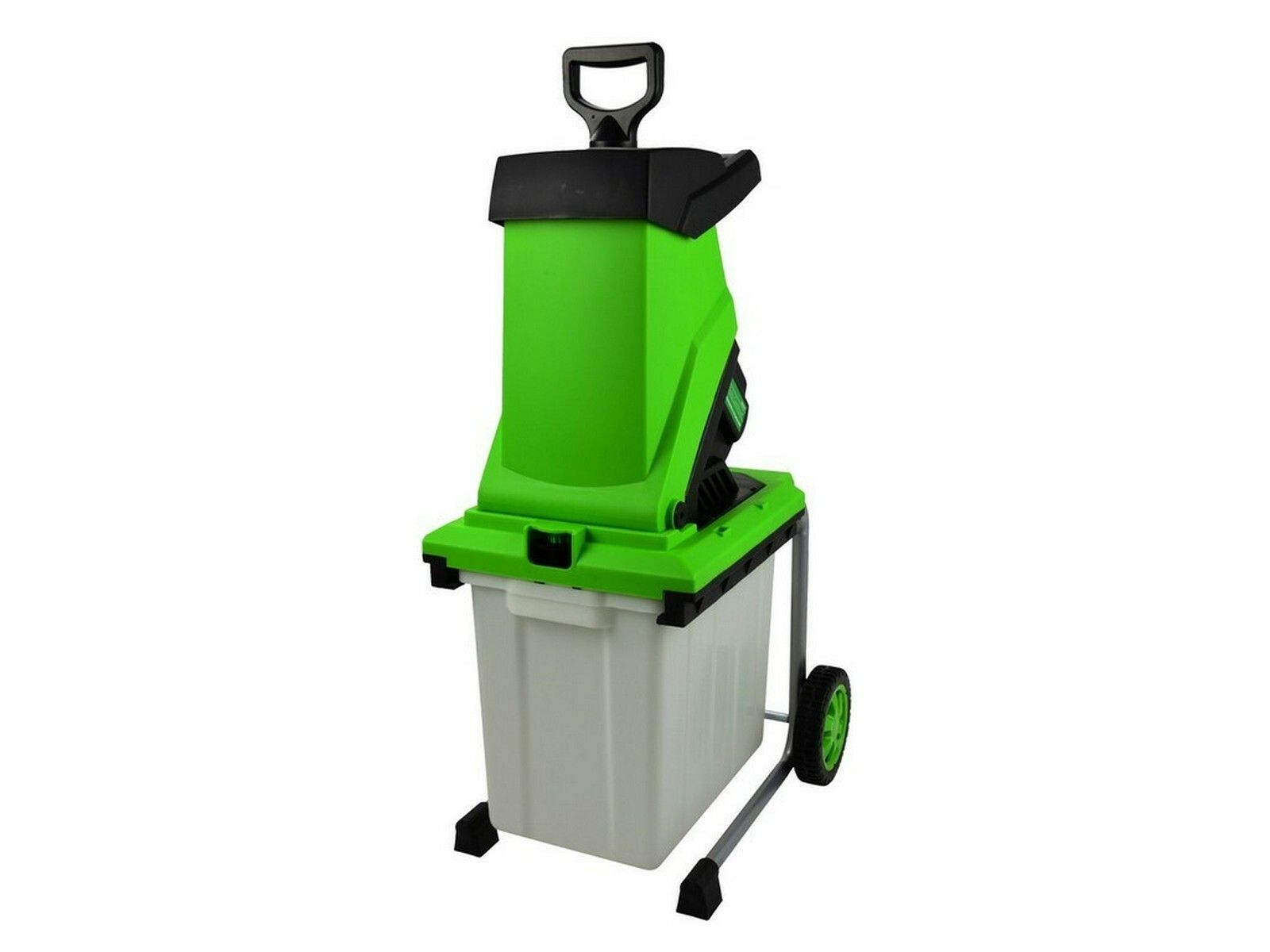 Drtič zahradního odpadu s boxem, 3000W, 50l GEKO