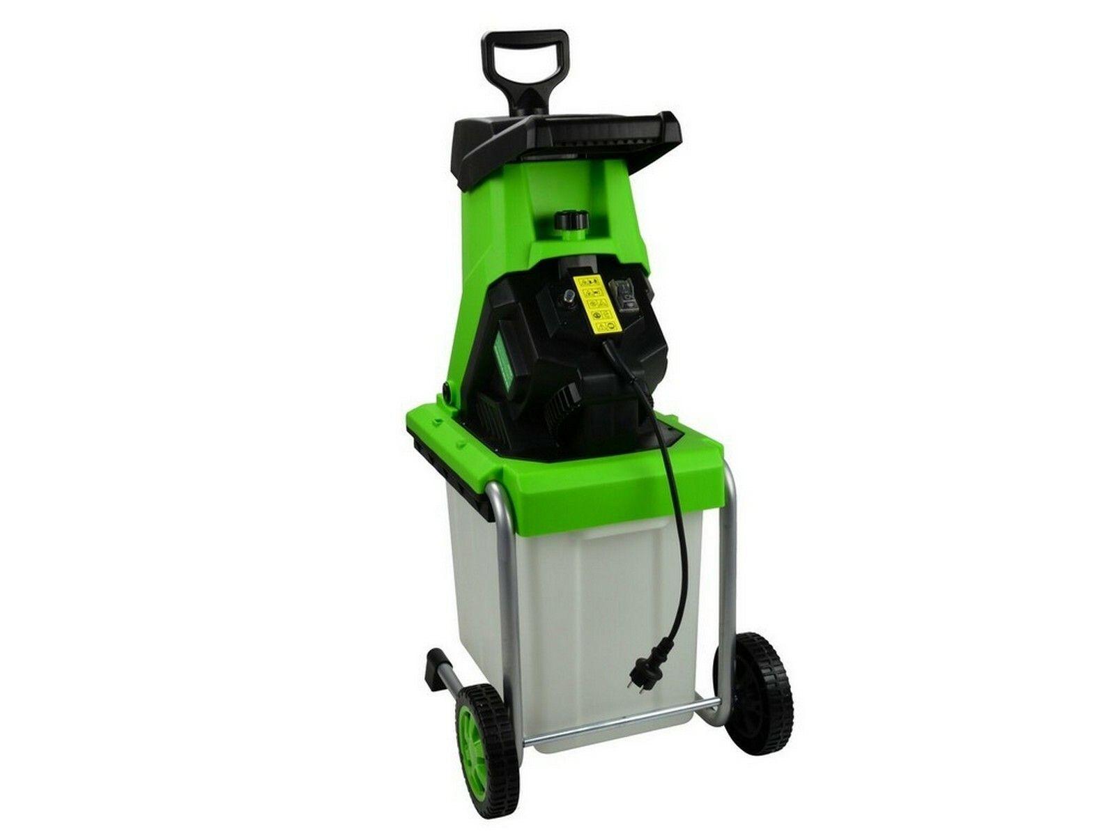 GEKO G81076 Drtič zahradního odpadu s boxem 3000W, 50l
