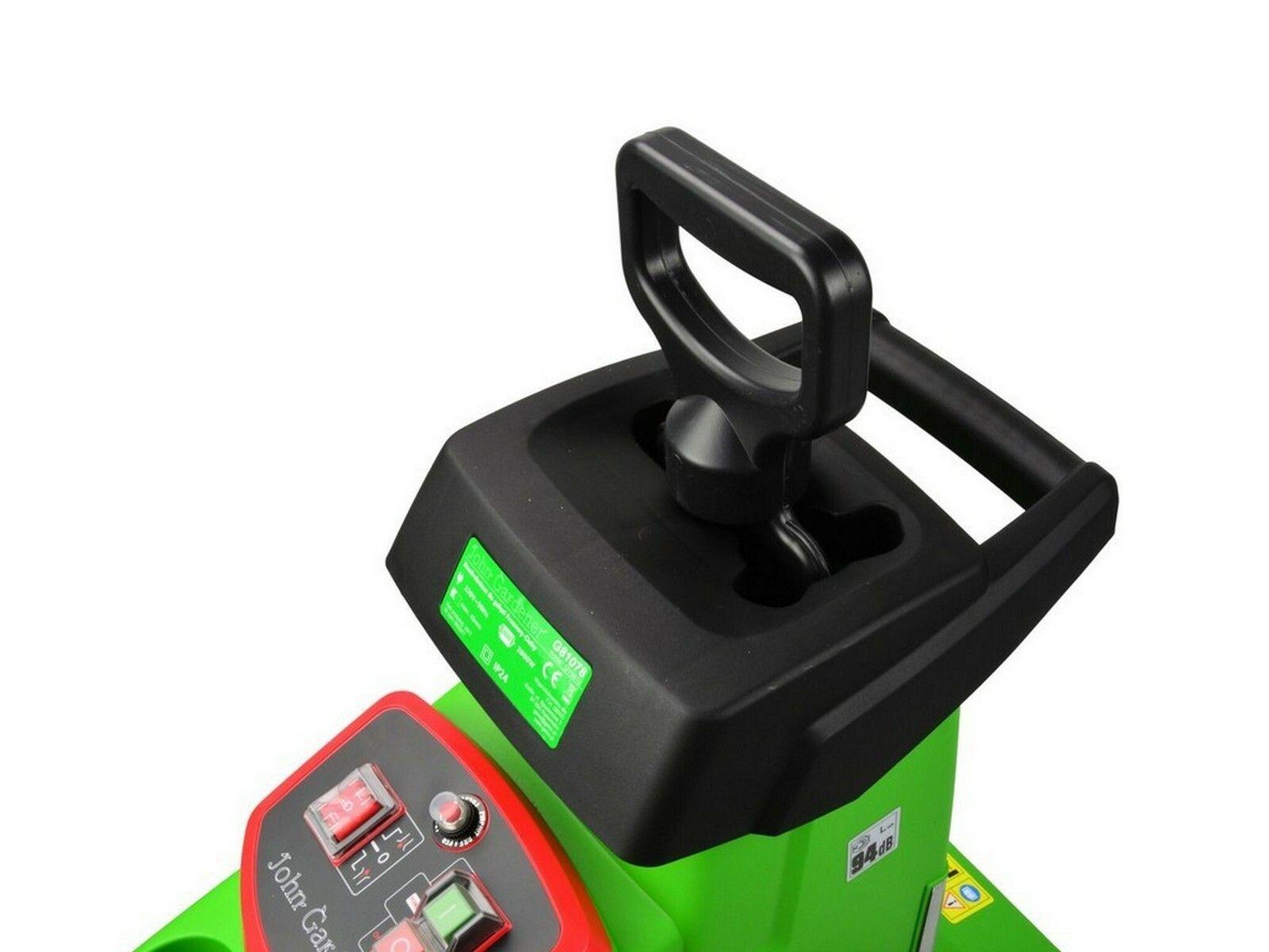 Drtič zahradního odpadu s boxem, 2800W, 60l, GEKO, G81078