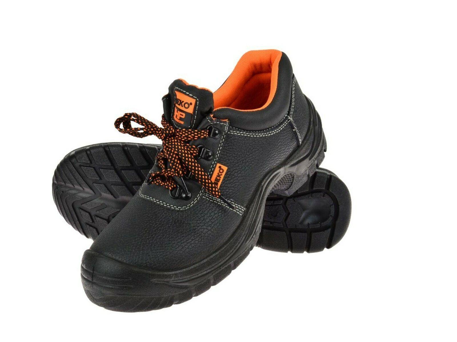 Ochranné pracovní boty model č.1 vel.39 GEKO